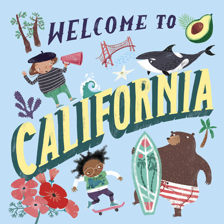 Welcome to California (Welcome To) by Asa Gilland