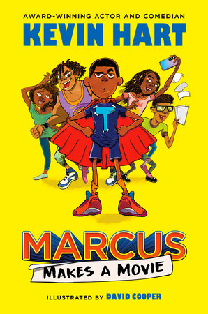 Marcus Makes a Movie by Kevin Hart