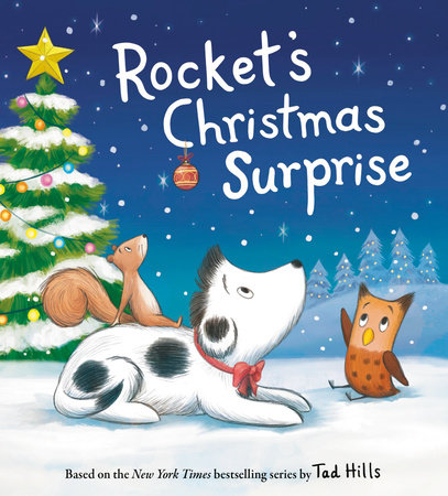 Rocket's Christmas Surprise by Tad Hills