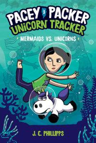 Pacey Packer, Unicorn Tracker 3: Mermaids vs. Unicorns