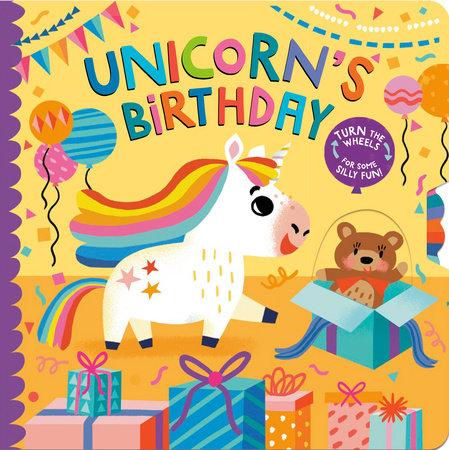 Unicorn's Birthday by Lucy Golden