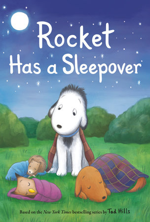 Rocket Has a Sleepover by Tad Hills
