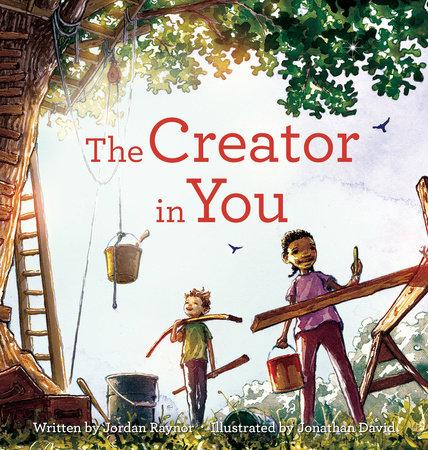The Creator in You by Jordan Raynor