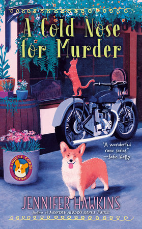 A Cold Nose for Murder by Jennifer Hawkins