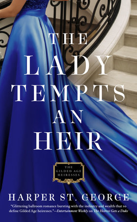 The Lady Tempts an Heir by Harper St. George