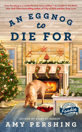 An Eggnog to Die For by Amy Pershing