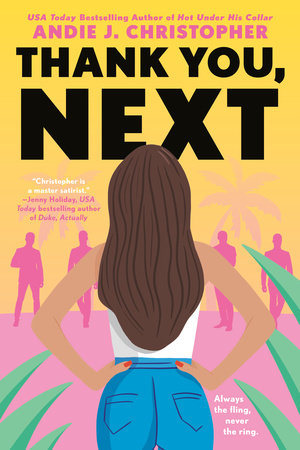 Thank You, Next by Andie J. Christopher