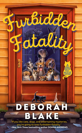 Furbidden Fatality by Deborah Blake