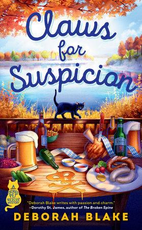 Claws for Suspicion by Deborah Blake