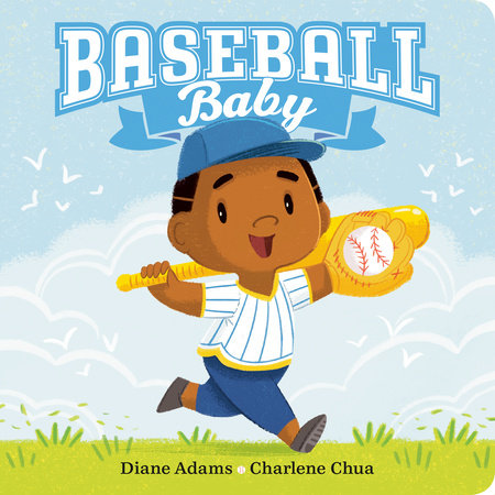 Baseball Baby by Diane Adams