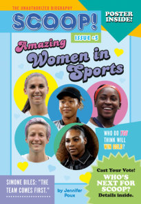 Amazing Women in Sports