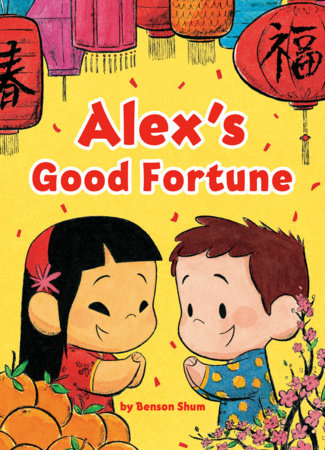 Alex's Good Fortune by Benson Shum