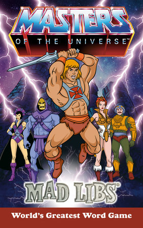 Masters of the Universe Mad Libs by Tristan Roarke