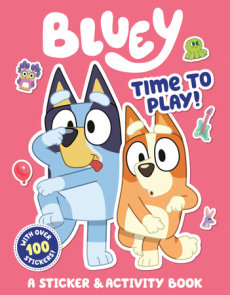 Time to Play!: A Sticker & Activity Book