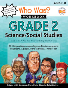 Who Was? Workbook: Grade 2 Science/Social Studies