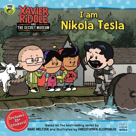 I Am Nikola Tesla by Marilyn Easton
