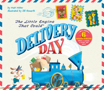 The Little Engine That Could: Delivery Day