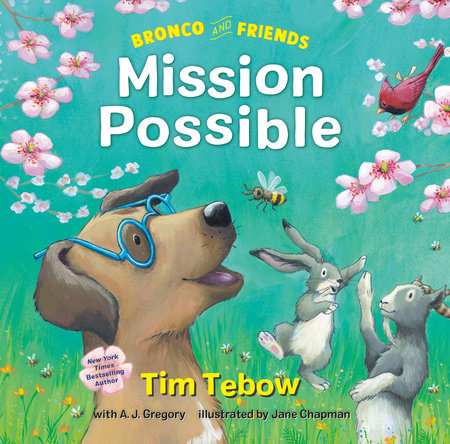 Bronco and Friends: Mission Possible by Tim Tebow and A. J. Gregory