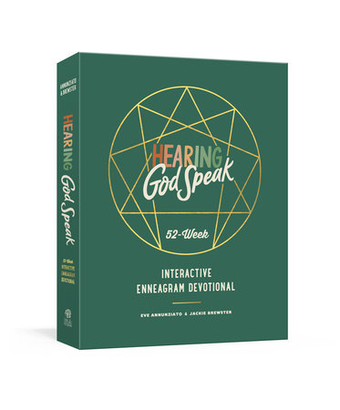 Hearing God Speak by Eve Annunziato and Jackie Brewster