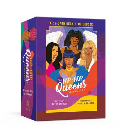 The Hip-Hop Queens Oracle Deck by Kathy Iandoli