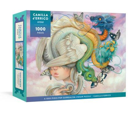 Hydie by Camilla d'Errico