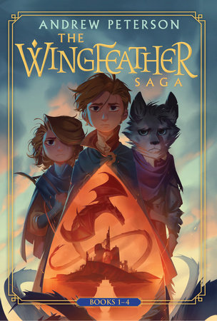 Wingfeather Saga 4-Book Bundle by Andrew Peterson