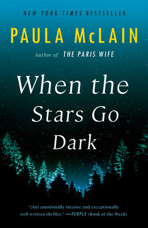 When the Stars Go Dark book cover image from a June and July Reading Recap.