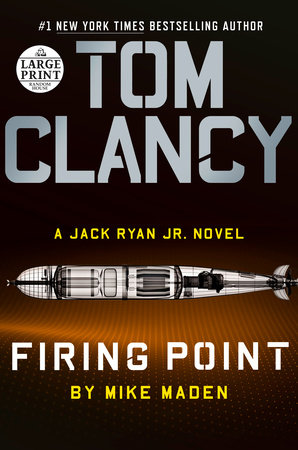 Tom Clancy Firing Point by Mike Maden