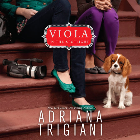 Viola in the Spotlight by Adriana Trigiani