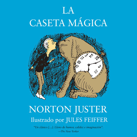 La caseta mágica / The Phantom Tollbooth by Norton Juster