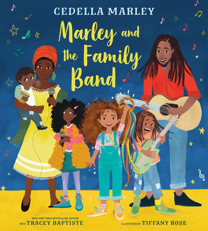 Marley and the Family Band by Cedella Marley