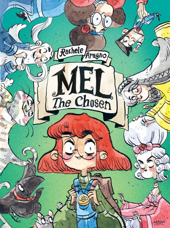 Mel The Chosen by Rachele Aragno