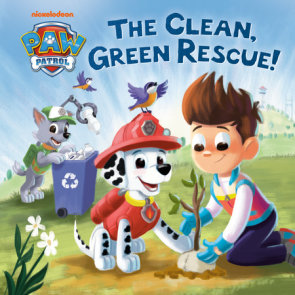The Clean, Green Rescue! (PAW Patrol)