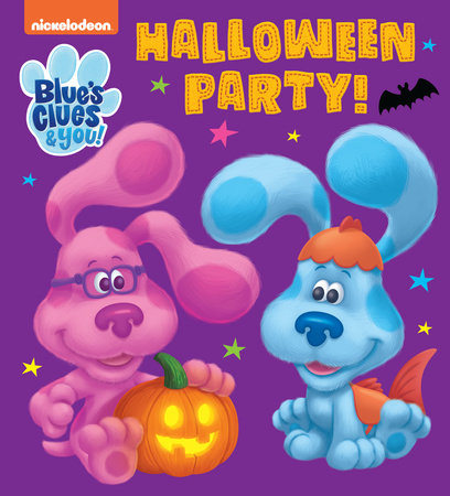 Halloween Party! (Blue's Clues & You) by Random House