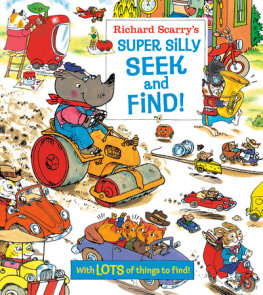 Richard Scarry's Super Silly Seek and Find!