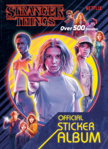 Stranger Things: The Official Sticker Album (Stranger Things)
