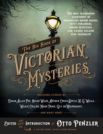The Big Book of Victorian Mysteries by