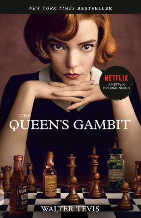 The Queen's Gambit (Television Tie-in) by Walter Tevis