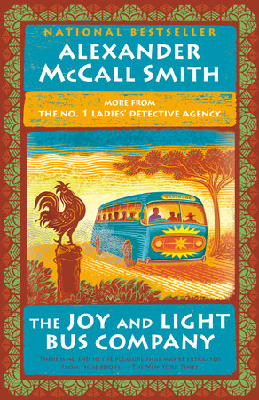 The Joy and Light Bus Company by Alexander McCall Smith
