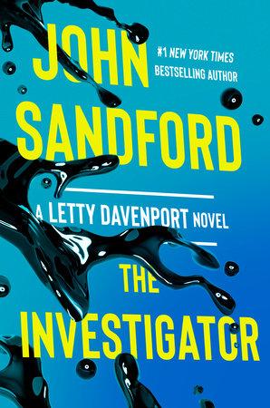 The Investigator by John Sandford