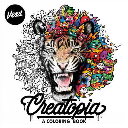Creatopia by Vexx