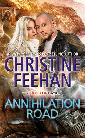 Annihilation Road by Christine Feehan