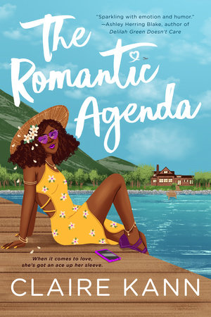 The Romantic Agenda by Claire Kann