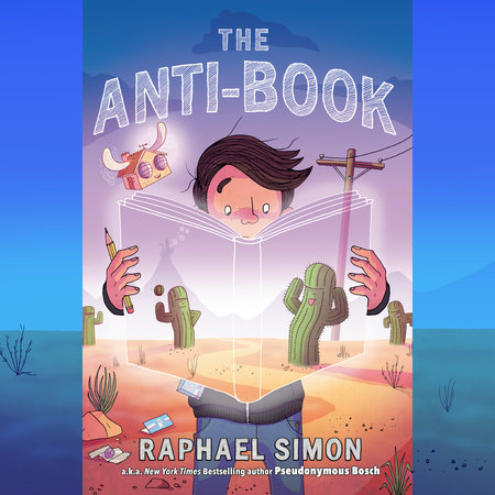 The Anti-Book by Raphael Simon