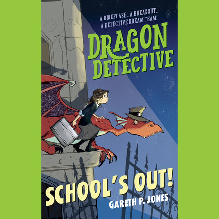 School's Out! by Gareth P. Jones