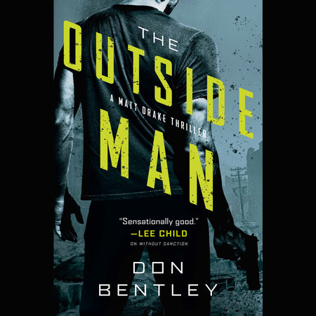 The Outside Man by Don Bentley