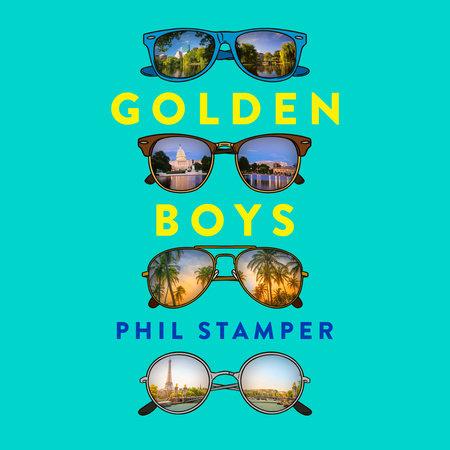 Golden Boys by Phil Stamper