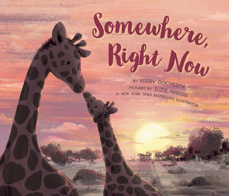 Somewhere, Right Now by Kerry Docherty