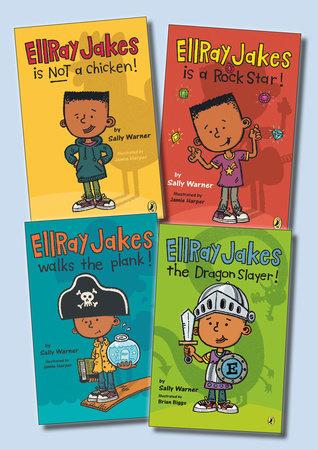 EllRay Jakes: 4-Book Set by Sally Warner