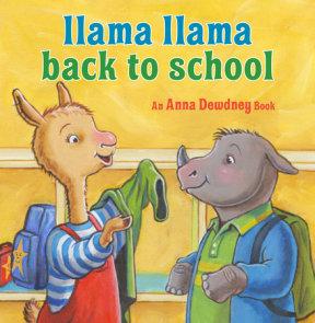 Llama Llama Back to School